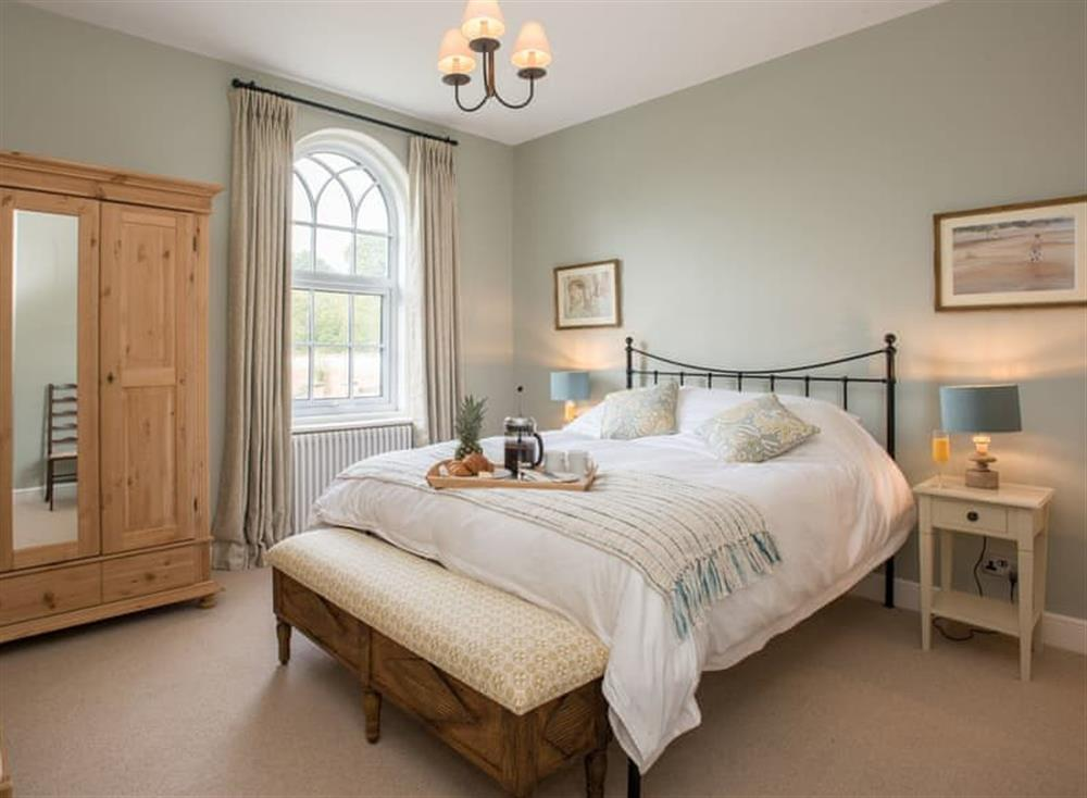 Double bedroom (photo 4) at Estate Cottage in Warstead, near North Walsham, Norfolk