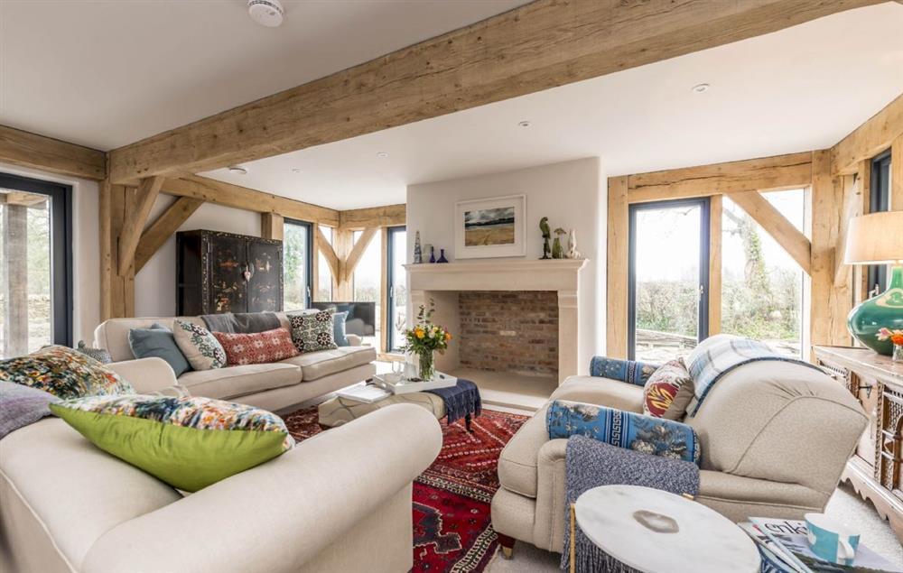 Everdene House Ground floor: Sitting room