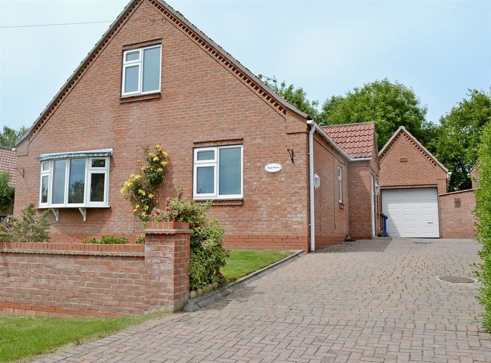 Exterior at Fair View in Driffield, North Humberside