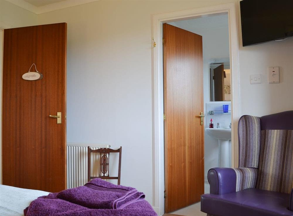 Double bedroom (photo 2) at Fair View in Lairg, Sutherland