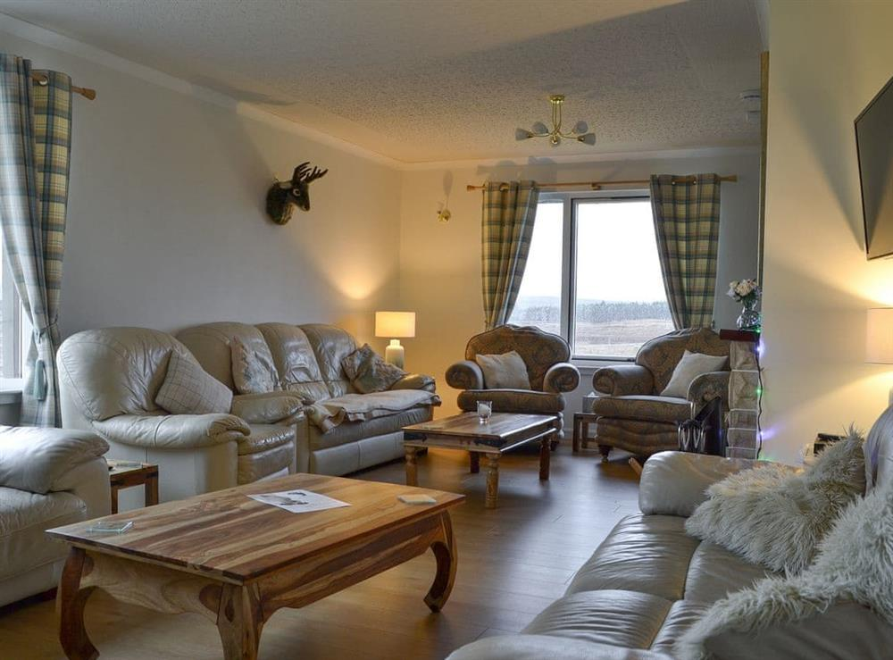 Living room (photo 2) at Fair View in Lairg, Sutherland