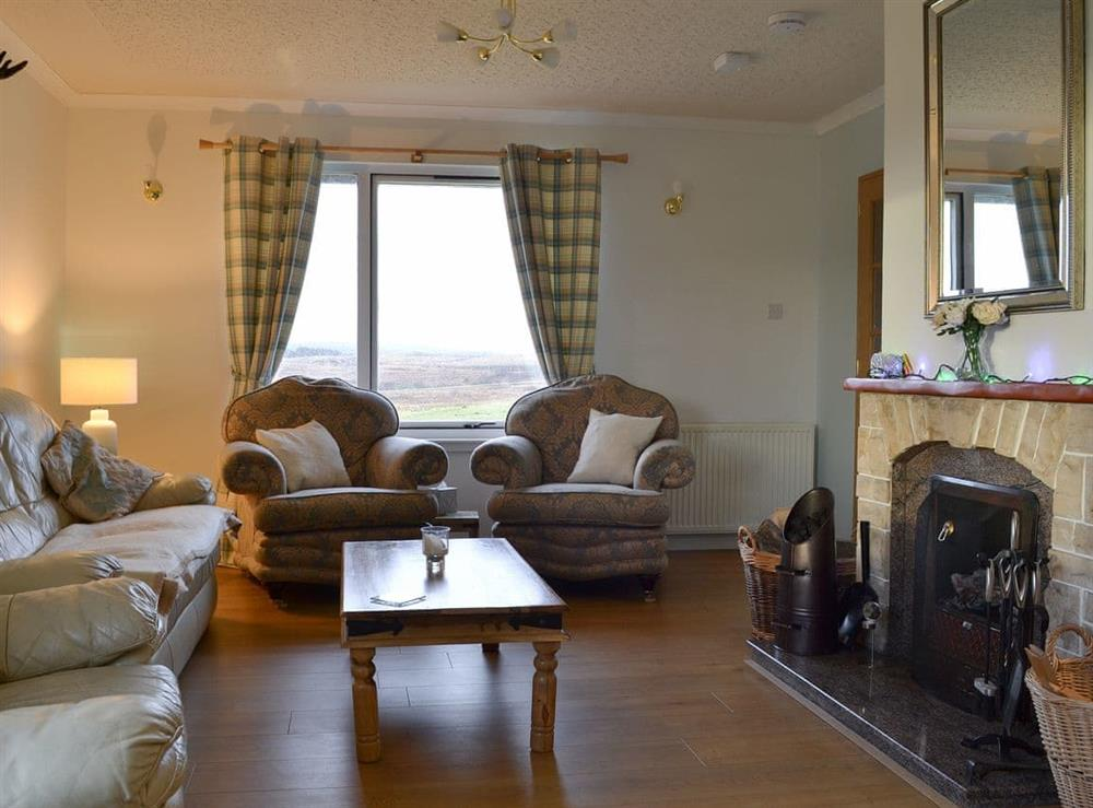 Living room (photo 3) at Fair View in Lairg, Sutherland