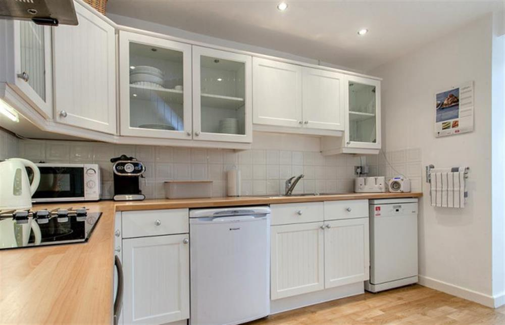 Another view of the kitchen. at Fairholm, Stoke Fleming
