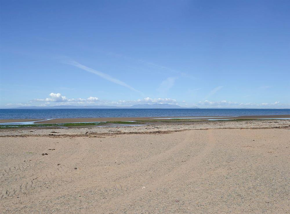 Lovely sand beach close by (photo 2) at Number 2,