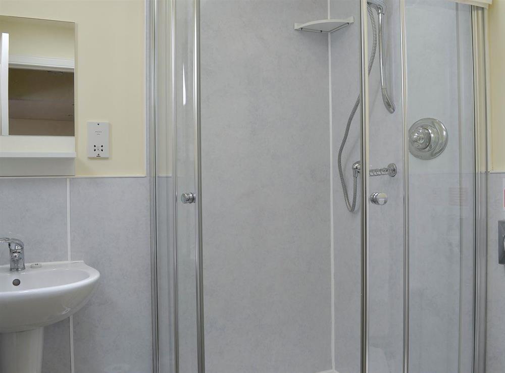 Shower room at Number 2,
