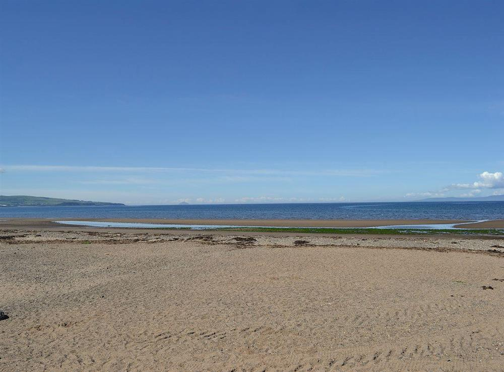 Lovely sand beach close by (photo 3) at Number 3,