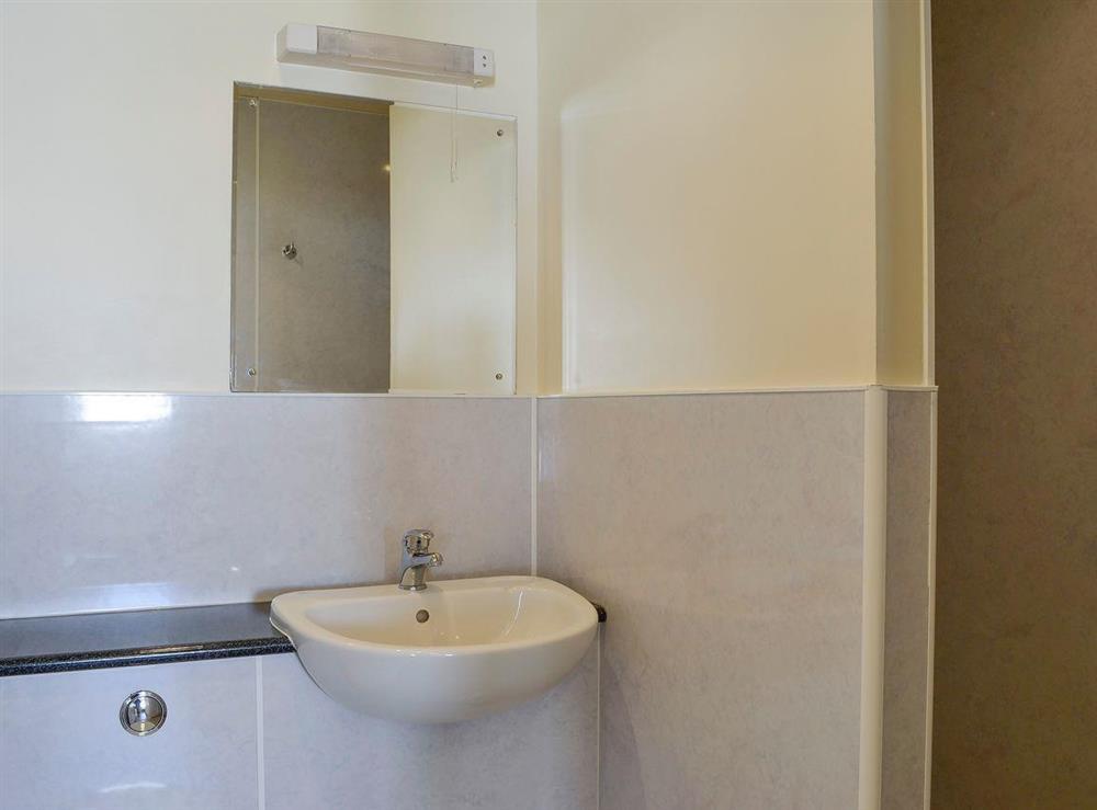 Shower room at Number 3,