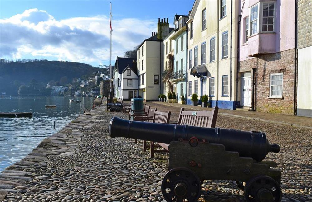 Enjoy the historic naval town of Dartmouth at Fairwinds, Strete