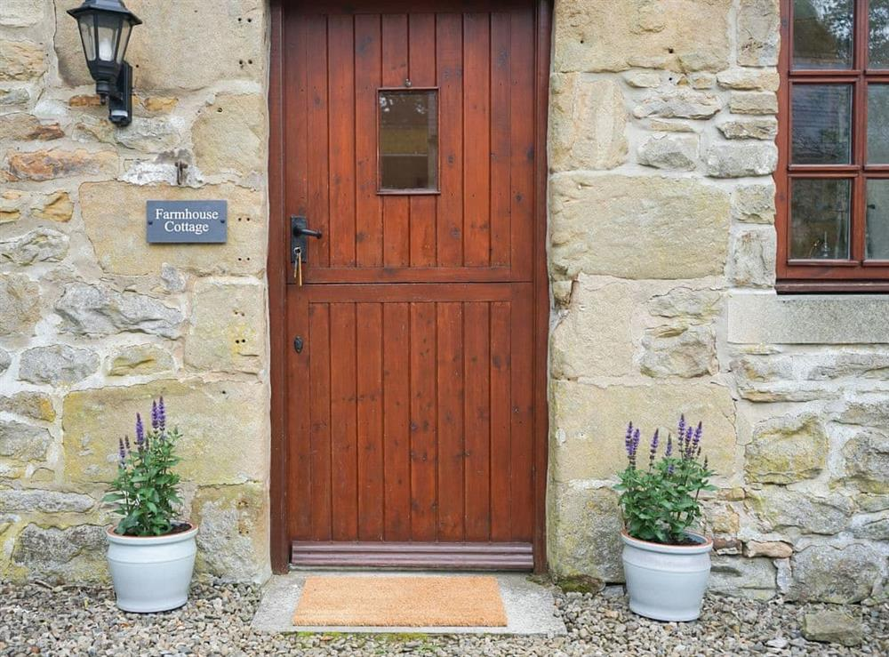 Exterior at Farmhouse Cottage in Newcastle On Tyne, Tyne And Wear