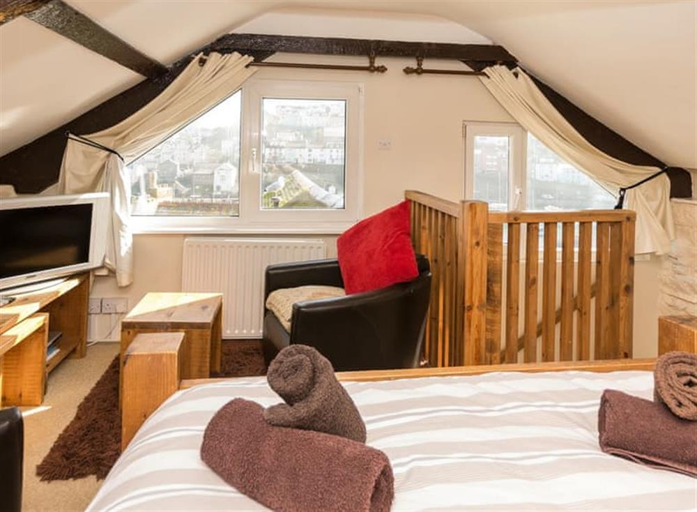 Double bedroom (photo 3) at Farthing Cottage in Brixham, South Devon