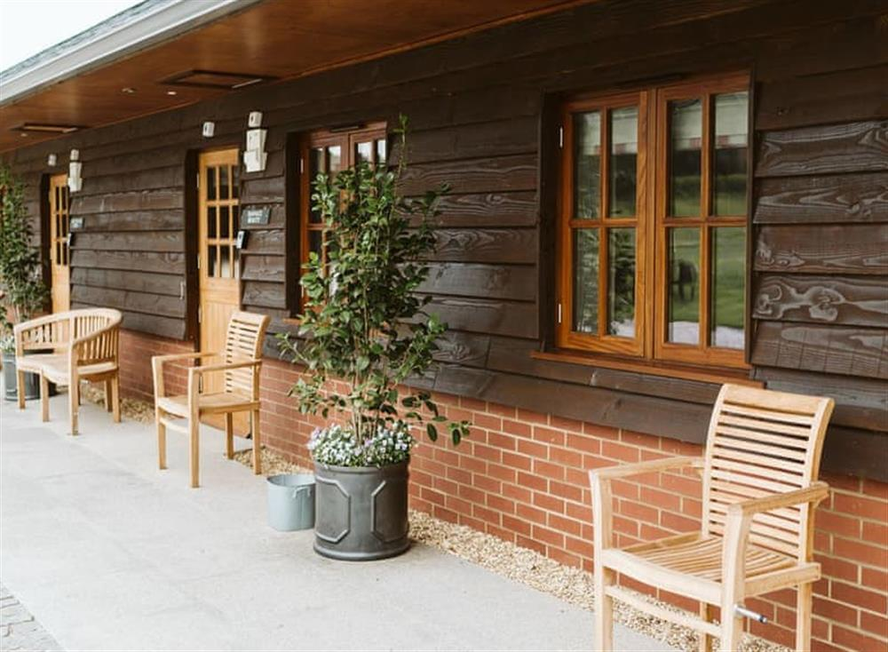 Exterior at Fearns Pippin in Houghton, Hampshire