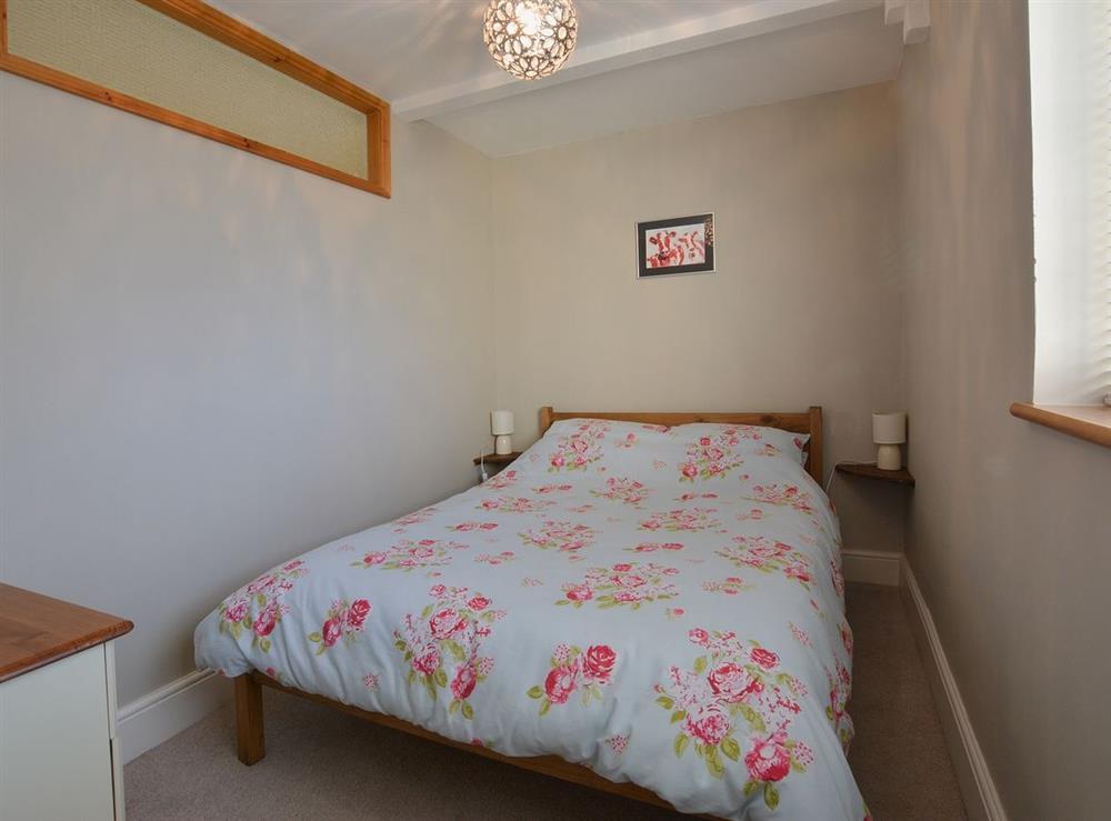 Double bedroom at Fern Villa in Oulton Broad, near Lowestoft, Suffolk