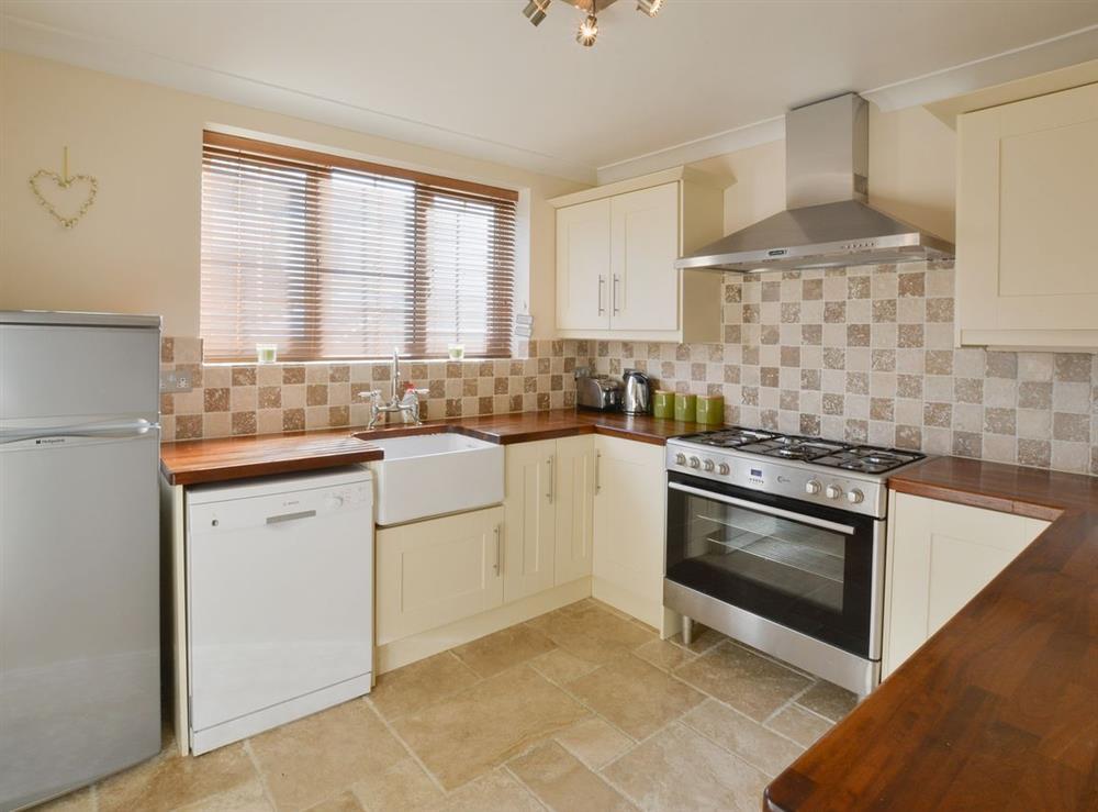 Kitchen at Fern Villa in Oulton Broad, near Lowestoft, Suffolk