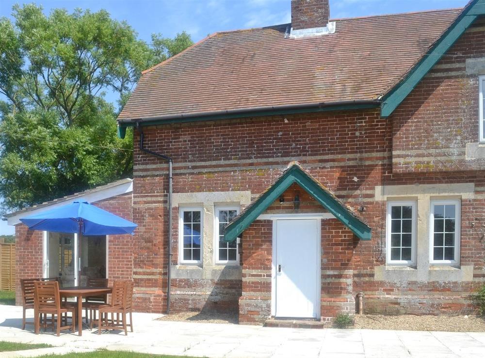 Exterior at Paddocks Cottage,