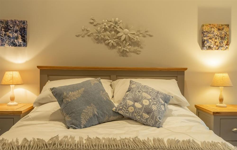 Stylish furnishings and finishing touches throughout Field Corner