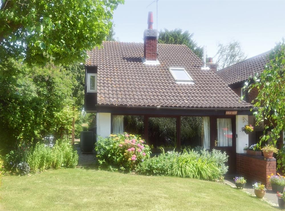 Exterior at Field View in Nettlestead, near Ipswich, Suffolk