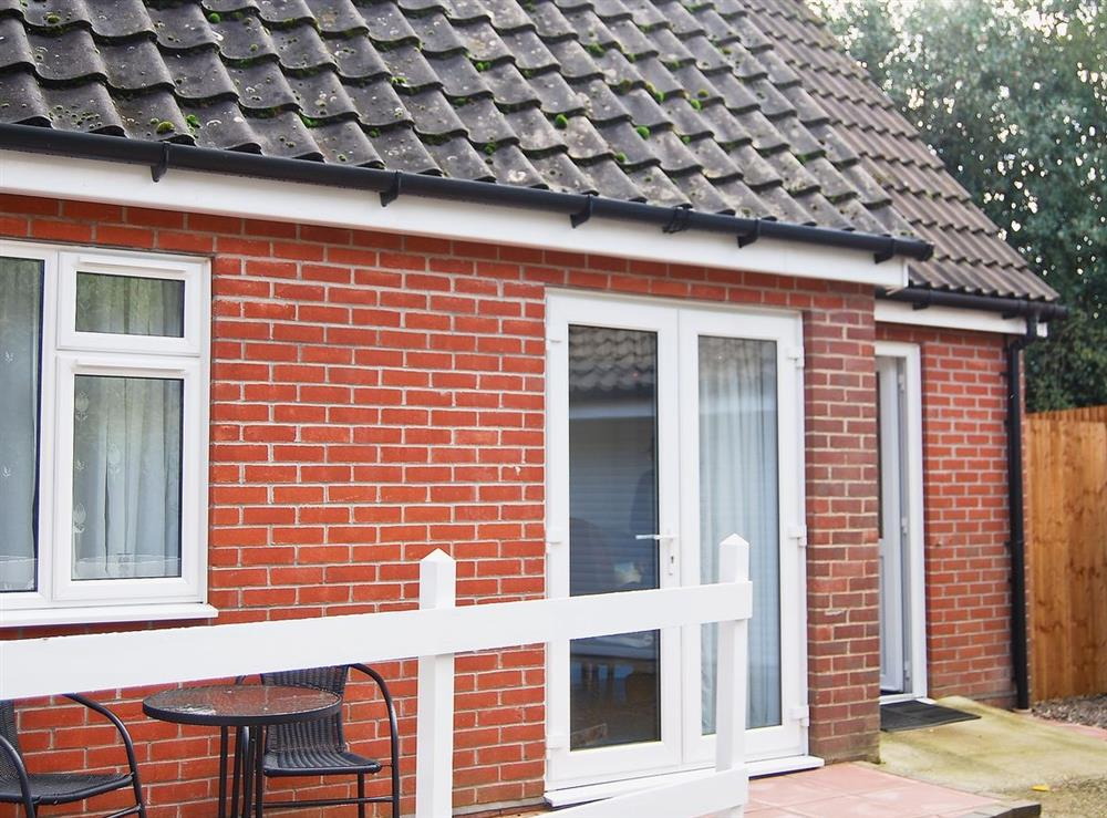 Exterior at Finch Rest in Strumpshaw, Norfolk