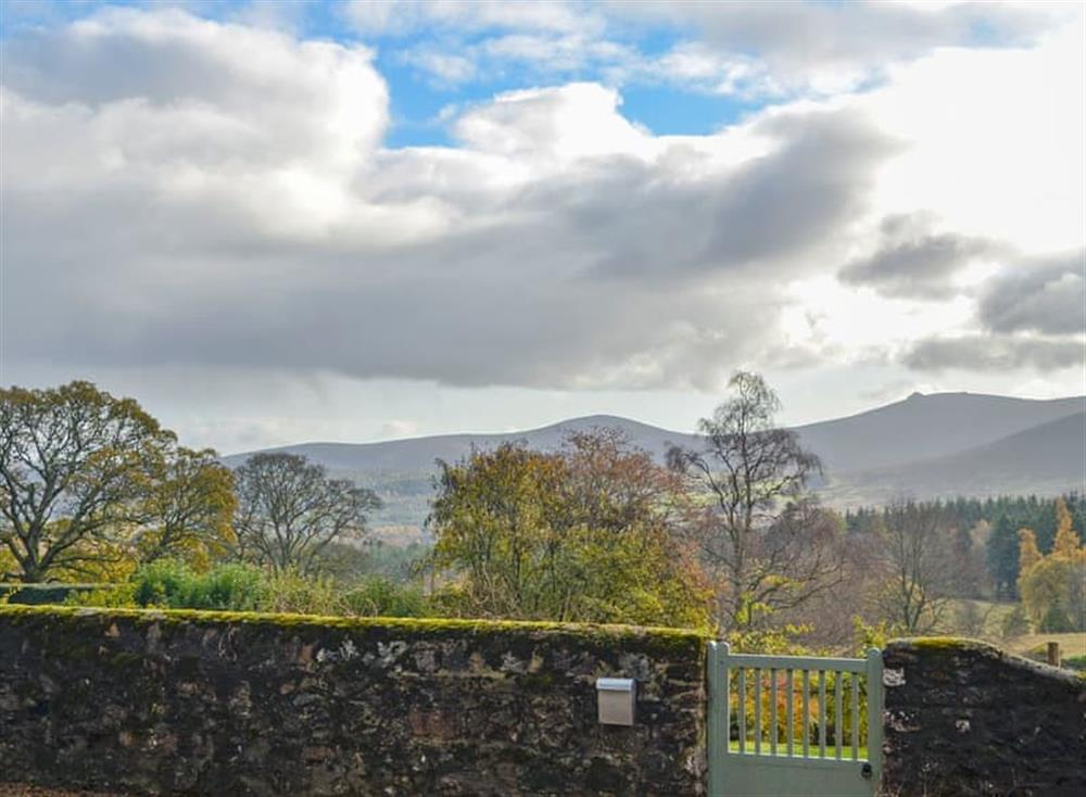 Wonderful views at The Butlers House,