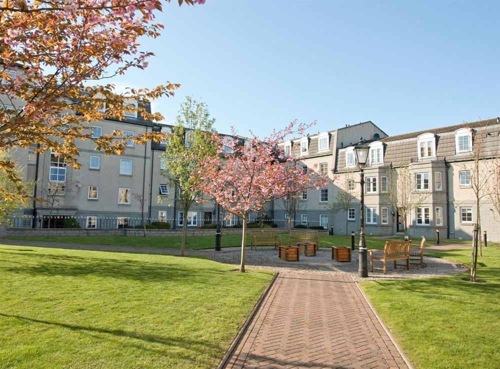 Exterior at Fonthill Apartment in Aberdeen, Aberdeenshire