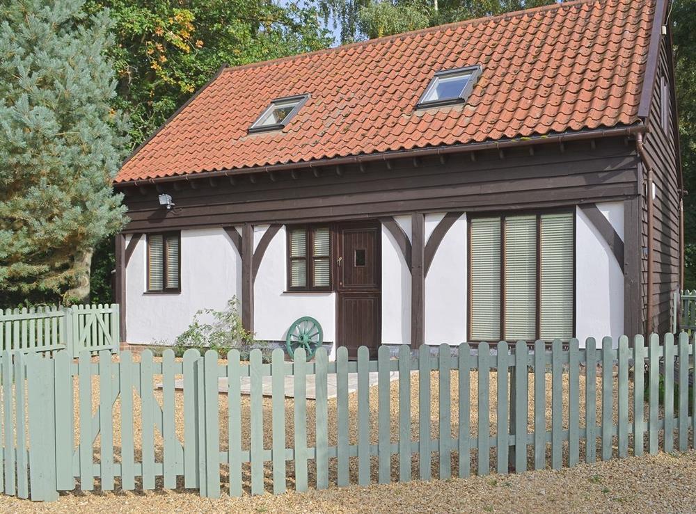 Exterior at Forest Cottage in Northwold, Norfolk