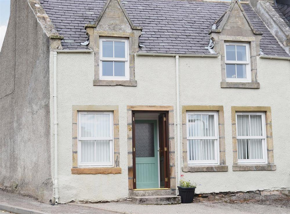 Charming cottage in a pretty Highland village at Foundry Bank in Bonar Bridge, Ross-Shire