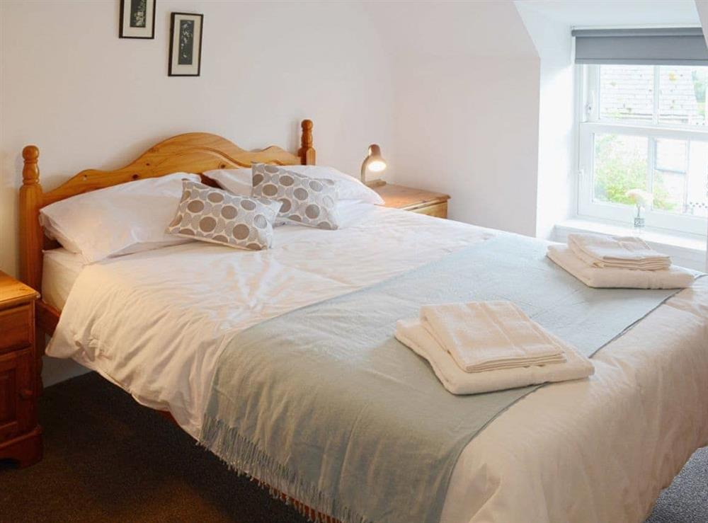 Romantic and comfortable double bedroom at Foundry Bank in Bonar Bridge, Ross-Shire