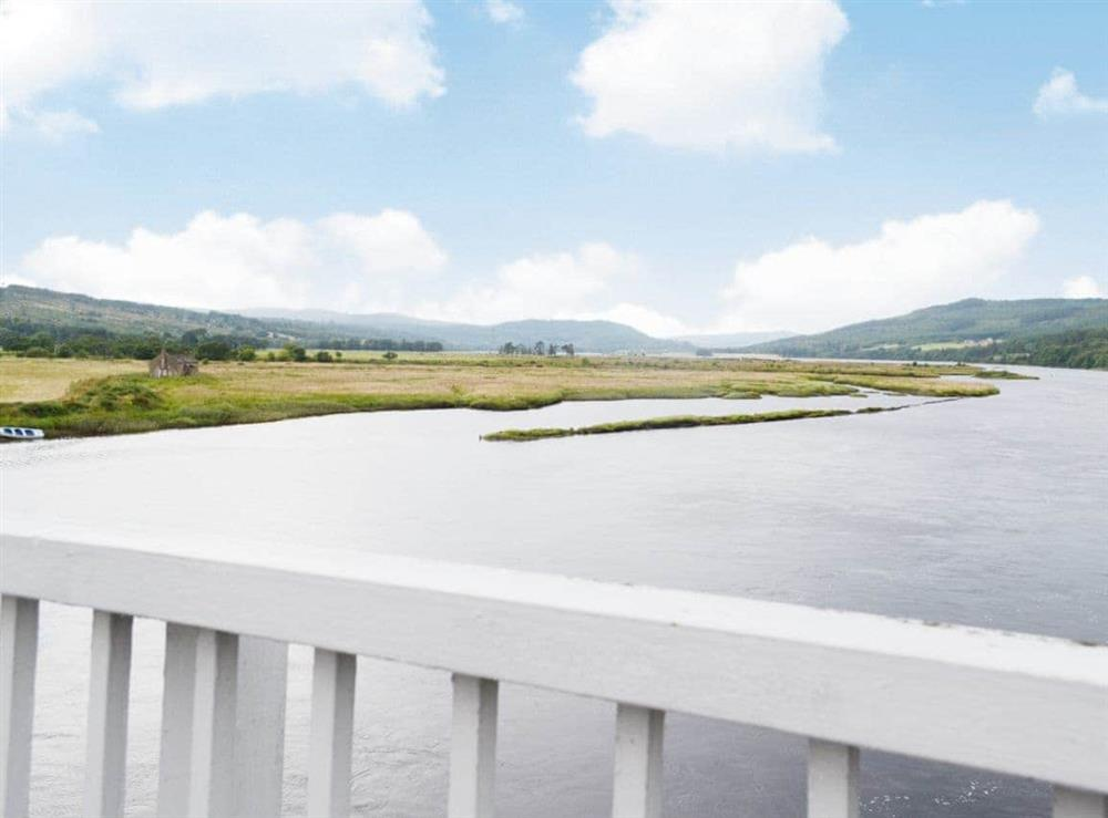 Situated on the bank of the Kyle of Sutherland with stunning river views at Foundry Bank in Bonar Bridge, Ross-Shire