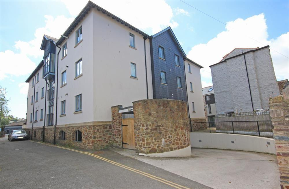 Secure underground parking with lift access to all levels at Freshford in Mayors Avenue, Dartmouth