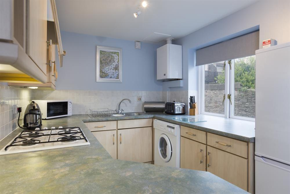 Well equipped kitchen (photo 2) at Freshford in Mayors Avenue, Dartmouth
