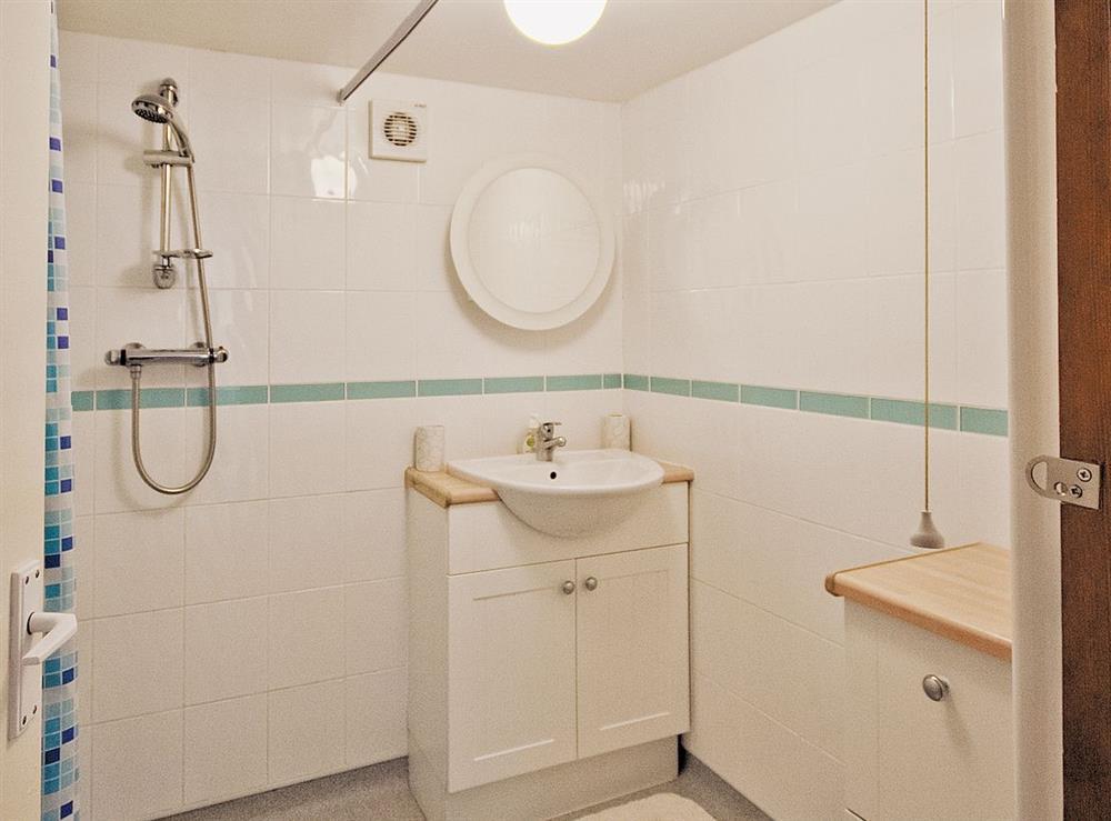 Bathroom at Frog Cottage in Ipswich, Suffolk