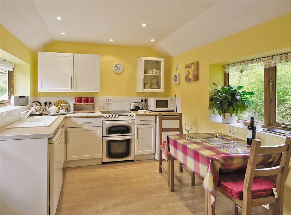 Kitchen/diner at Frog Cottage in Ipswich, Suffolk