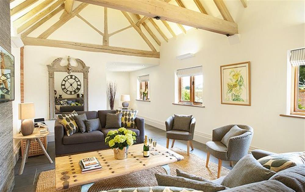 Ground floor: Sitting room at Furlong Barn, Long Itchington
