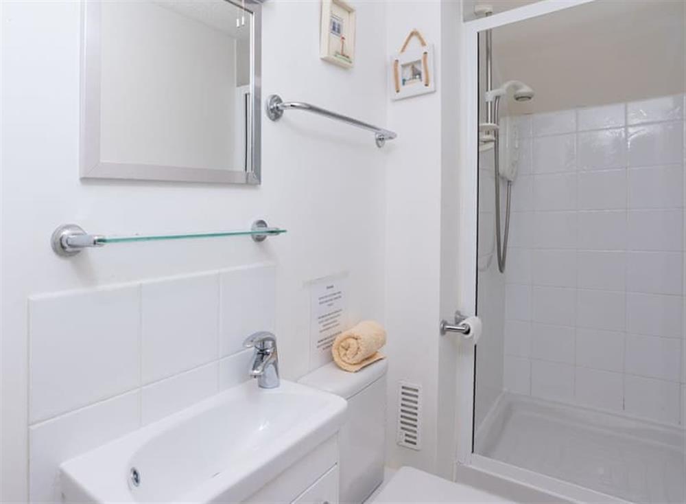 Bathroom at Gamekeepers Hide in , Ivybridge