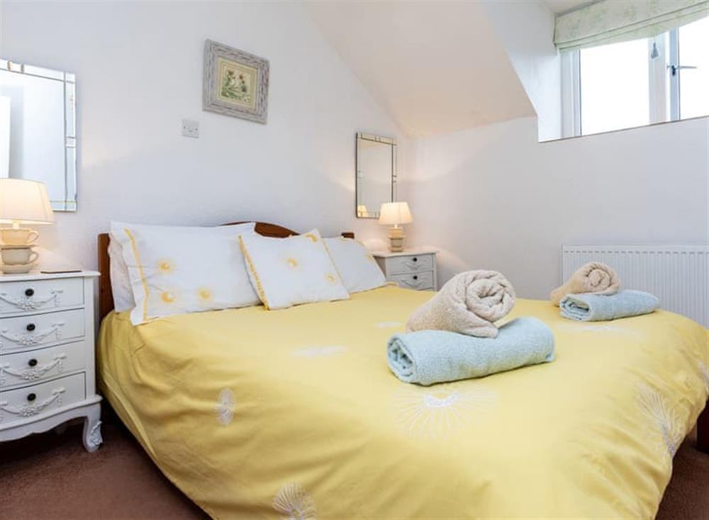 Double bedroom at Gamekeepers Hide in , Ivybridge