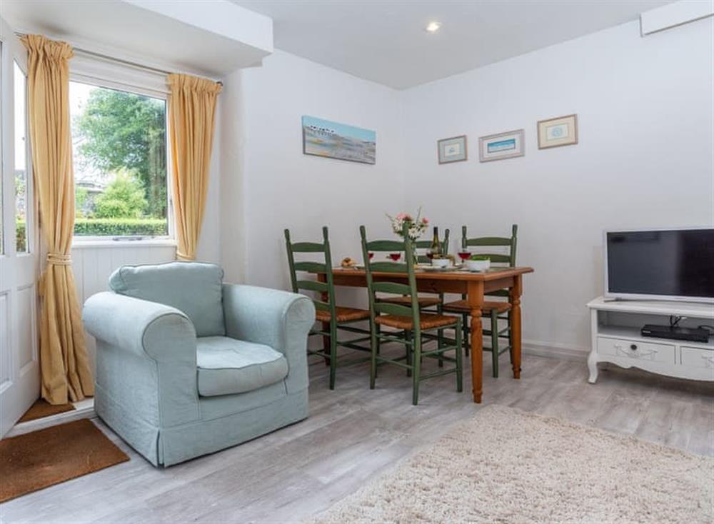 Open plan living space (photo 2) at Gamekeepers Hide in , Ivybridge