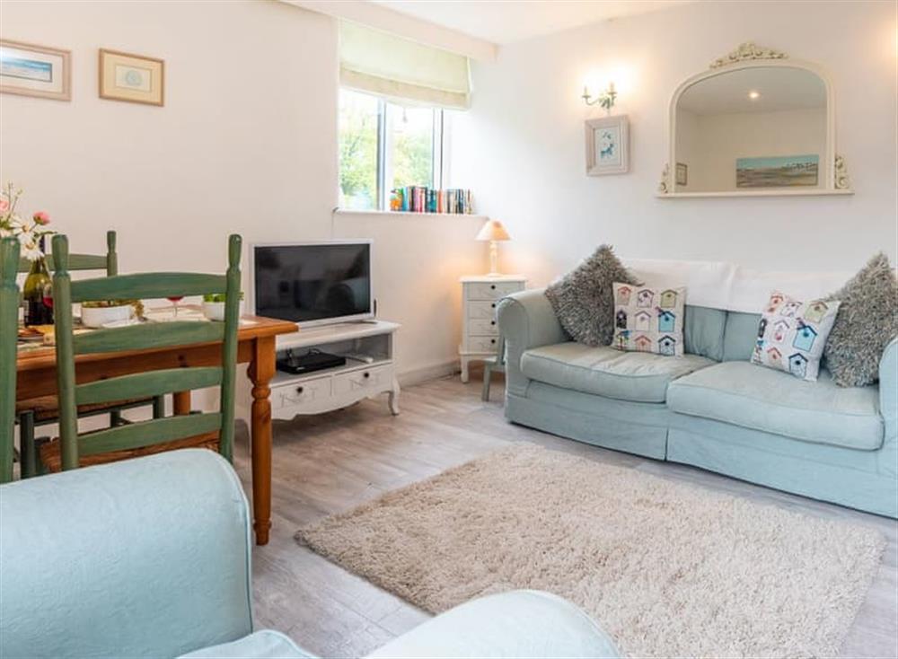 Open plan living space at Gamekeepers Hide in , Ivybridge