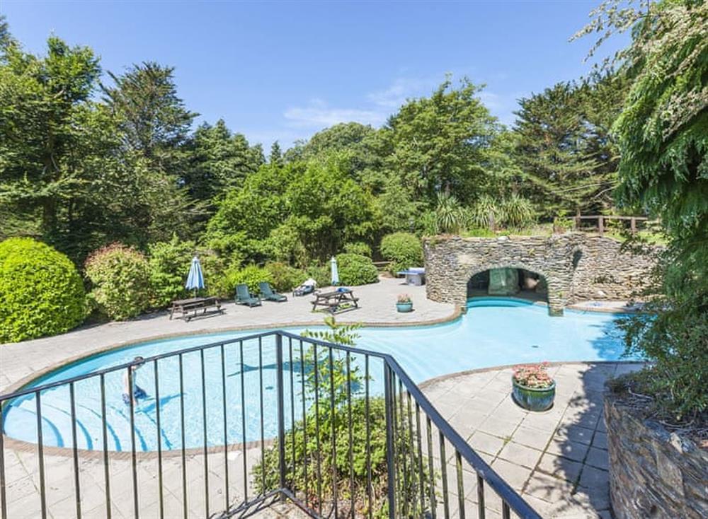 Swimming pool (photo 3) at Gamekeepers Hide in , Ivybridge