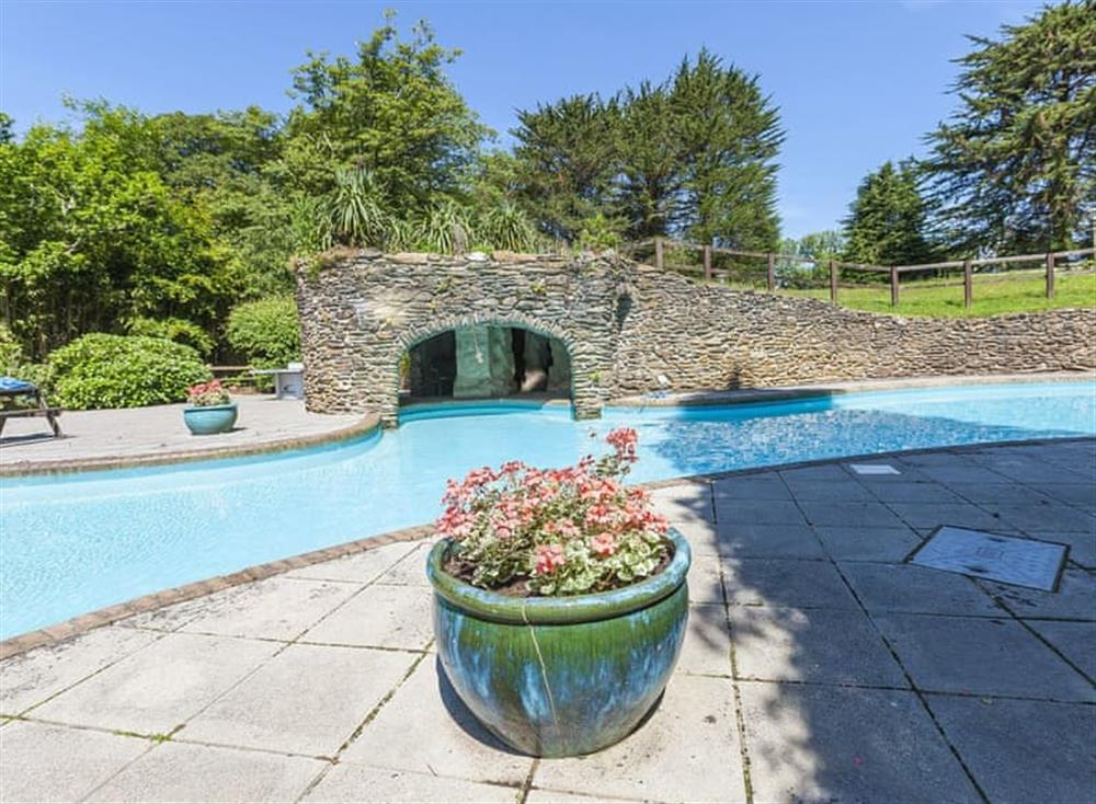 Swimming pool (photo 5) at Gamekeepers Hide in , Ivybridge