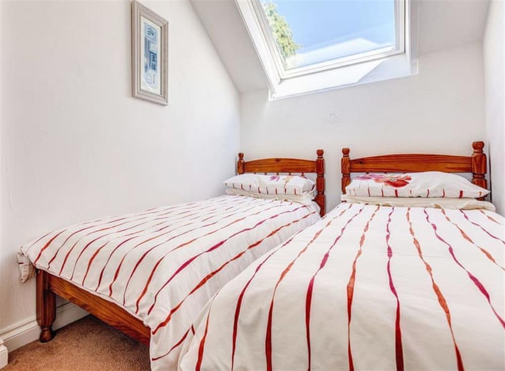 Twin bedroom at Gamekeepers Hide in , Ivybridge
