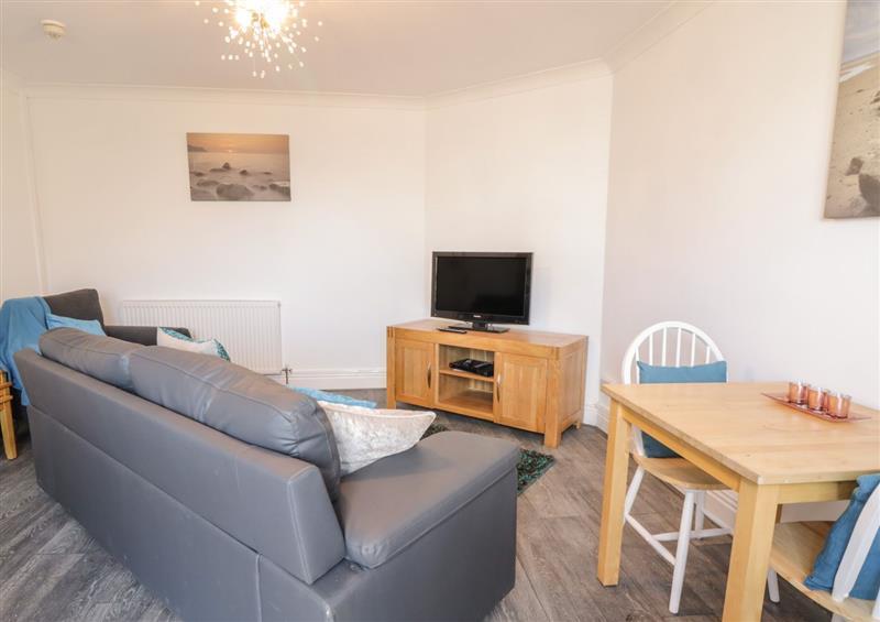 Inside at Garden Apartment No1, Rhos-On-Sea