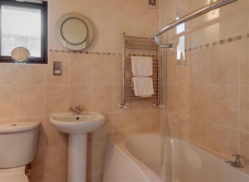 Bathroom at Garden at Gara Mill in , Slapton