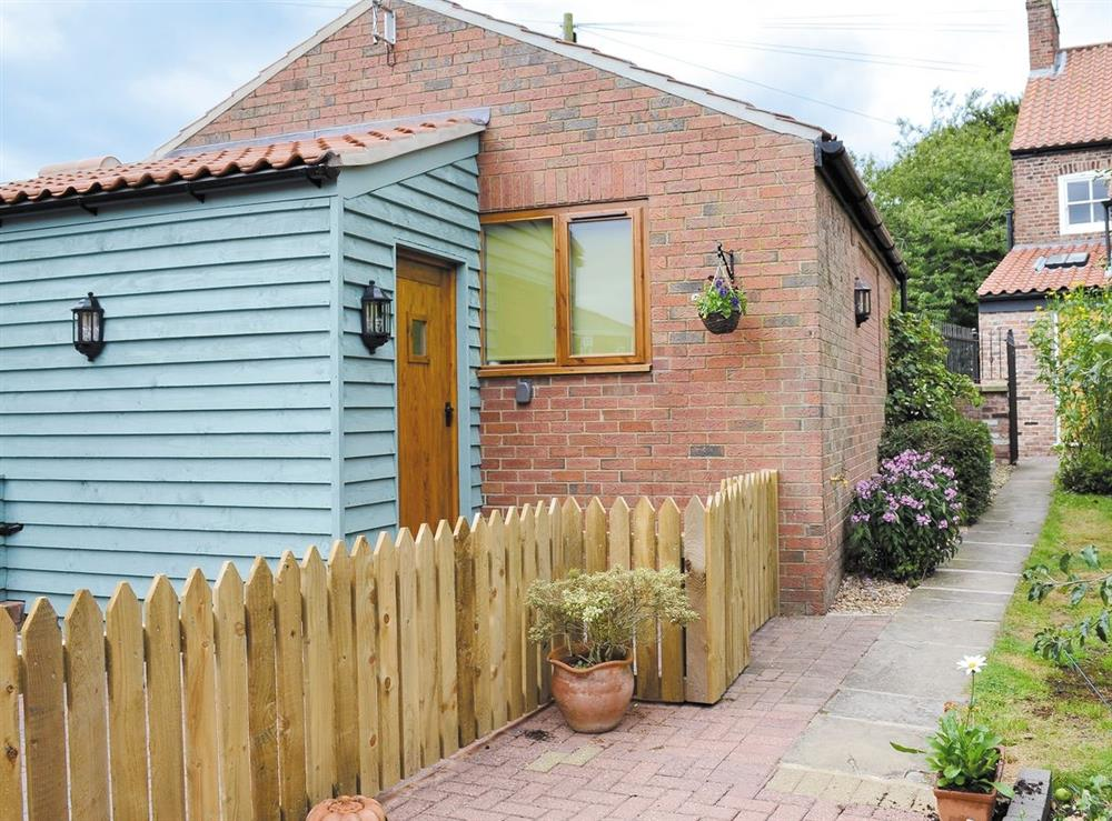 Exterior at Garden Cottage in Bridlington, North Humberside