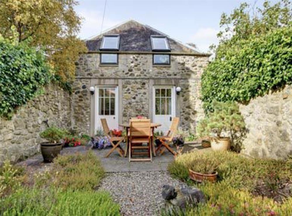 Exterior at Garden Cottage in Linlithgow, near Edinburgh., West Lothian