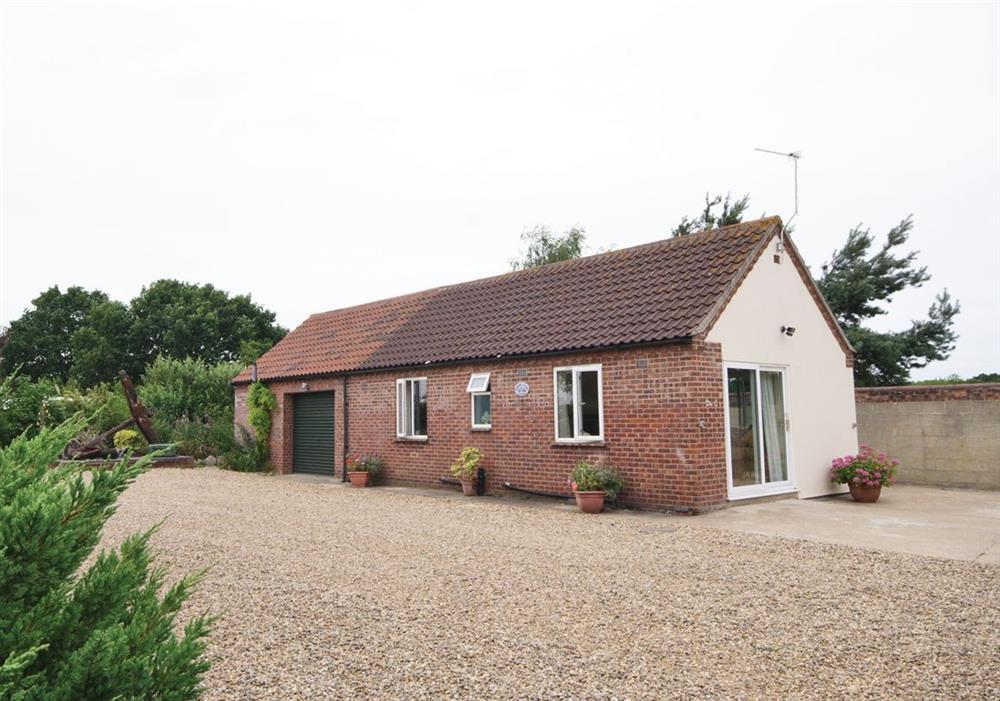 Garden Cottage at Garden Cottage in Norwich, Norfolk