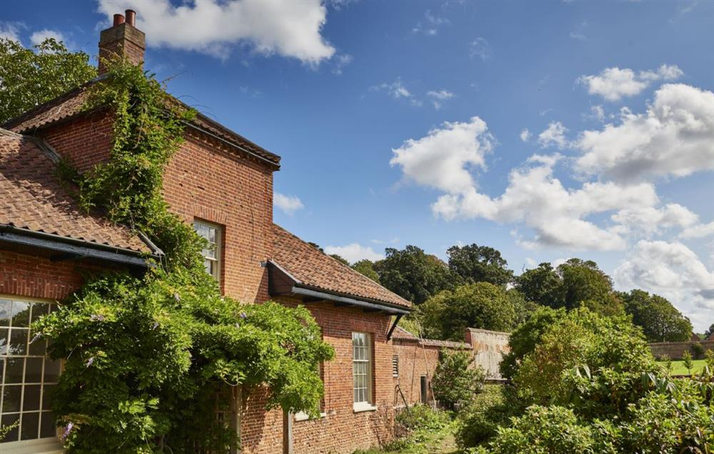 Garden House is a charming three bedroom cottage with a luxurious finish at Garden House, Wolterton