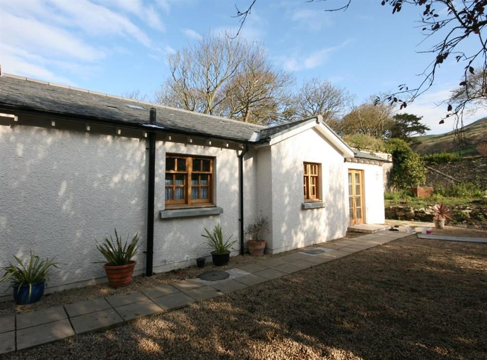 Photo 1 at Gardeners Cottage in Girvan, Ayrshire