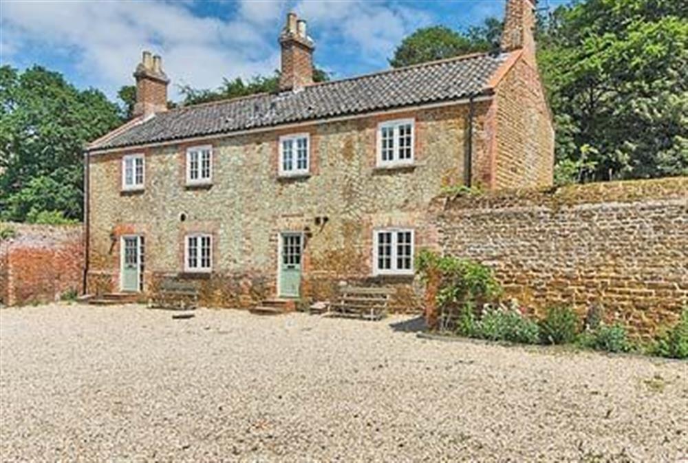 Exterior at Gardener's Cottage in Ingoldisthorpe, Norfolk., Great Britain