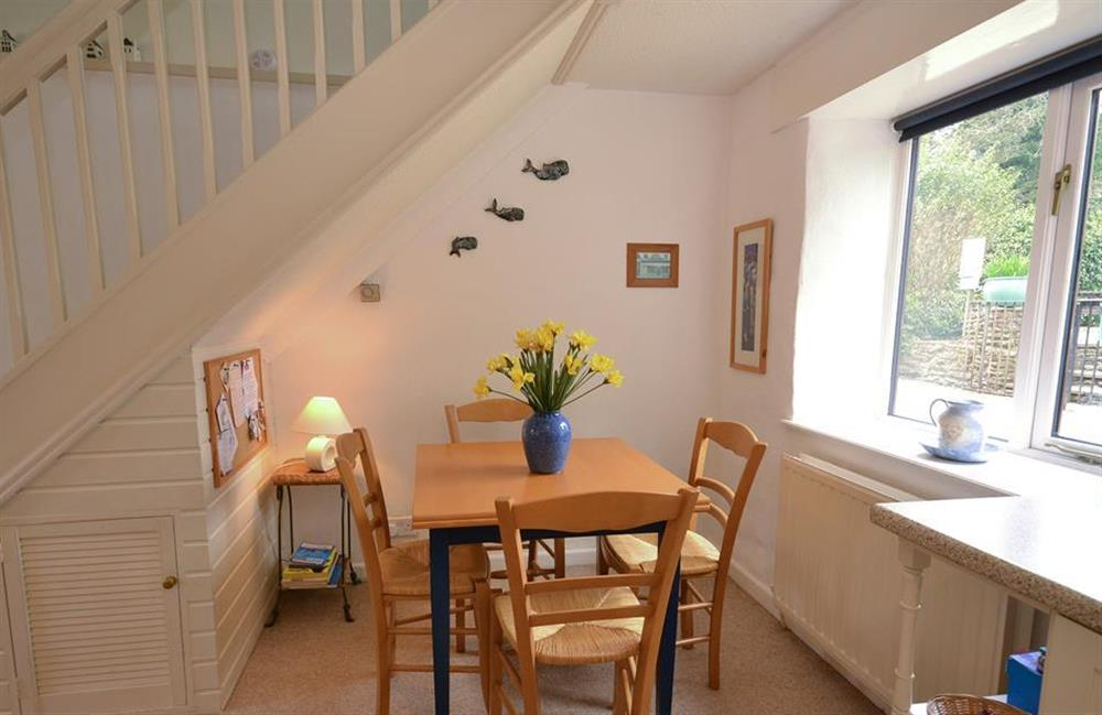 Another view of the dining area at Gatehouse East, Modbury