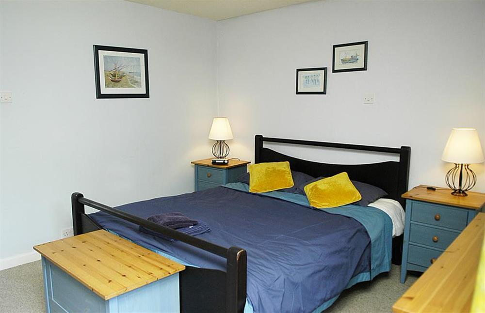 Another view of the double room at Gatehouse East, Modbury