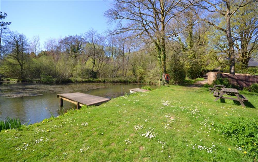 Colmer lake at Gatehouse East, Modbury